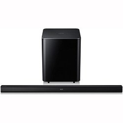 Samsung HW-F550 2.1-Channel 310 Watt Soundbar (Black)