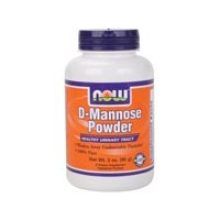 Now Foods: D-Mannose Powder Healthy Urinary Track, 3 oz, (6 pack)