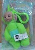 Burger King Teletubbies Dipsy PLUSH CLIP ONS - 1