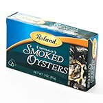 Smoked Oysters -3.66 ounces,(pack of 2)