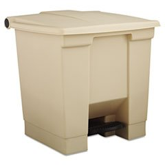 rubbermaid-step-on-container8-gallon16-1-4x15-3-4x17-1-8beige-sold-as-1-each-rcp614300bg