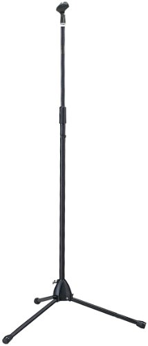 KC ストレートマイクスタンド ブラック MCS-4400/BK