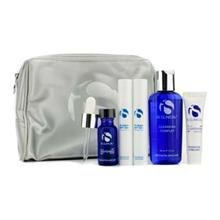Is Clinical Hyperpigmentation Travel Kit: Cleansing Complex + White Lightening Serum + White Lightening Complex +Eclipse Spf 50+ + Bag 5Pcs+1Bag