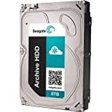 "Seagate Archive 8TB SATA 6Gb/s 3.5"" Hard Disk Drive (ST8000AS0002)"