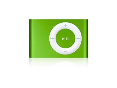 Apple iPod shuffle 1GB ����� MB815J/