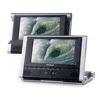 DPA-07051 7 Inch Dual Screen Portable