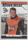 Michael Mcdowell (Trading Card) 2010 Press Pass Blue #76 front-597301