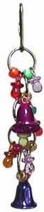 TT RR Rings n Rings 6in x 1.5in Small Bird Toy