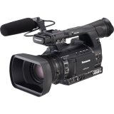 Panasonic AG-AC130APJAVCCAM 1/3INCH HAND-HELD CAMCORDERVideo Camera with 22x Optical Zoom with 12.26-Inch LCD(Black)
