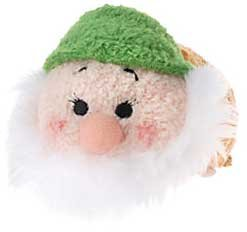 Disney Exclusive Tsum Tsum 3.5 Inch Mini Plush Bashful - 1