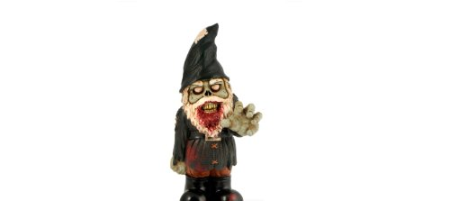 NFL Pittsburgh Steelers Zombie Man Gnome