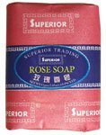 Superior Ginseng Rose Soap (3.88 Oz) By Superior Trading Co.