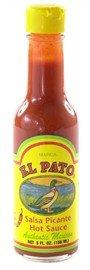 El Pato Salsa Picante Hot Sauce from El Pato