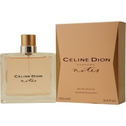 CELINE DION NOTES by Celine Dion EDT SPRAY 3.4 OZ by CELINE DION NOTES [Beauty] (English Manual)