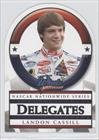 Buy Landon Cassill (Trading Card) 2008 Wheels American Thunder Delegates #D17 by Wheels
