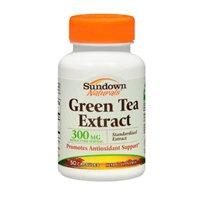 Sundown Naturals Standardized Green Tea Extract, 50 Capsules (Pack Of 3)