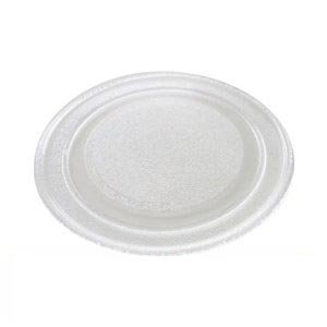 Glass Turntable Plate To Fit Panasonic Microwave Ovens - 245 Mm / 9.6