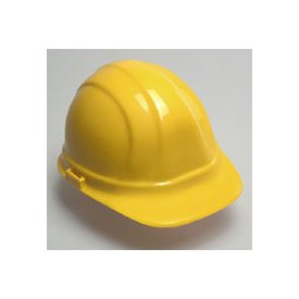ERB 19948 Omega II Cap Style Hard Hat with Mega Ratchet, Flourescent Yellow