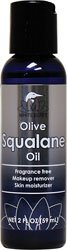 White Egret Olive Squalane Oil, 2 Ounce
