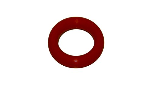 Sur-Seal ORSIL136 Number 136 Standard Silicone O-Ring, Excellent Resistance to Oxygen, Ozone and Sunlight, Vinyl Methyl Silicone, 70 Durometer Hardness, 2