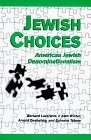 img - for Jewish Choices: American Jewish Denominationalism (Suny Series, American Jewish Society in the 1990s) by Bernard Lazerwitz (1997-12-04) book / textbook / text book