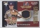 Buy D.J. Peterson Team USA BB, Team USA BK (Baseball Card) 2013 USA Baseball Champions Game Gear... by USA Baseball Champions