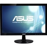 ASUS VS197D-P 18.5-Inch HD LCD Monitor from ASUS Computer International Direct