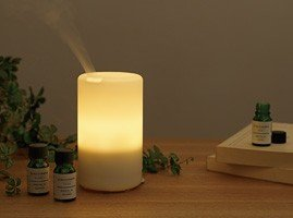 moma muji ultrasonic aroma diffuser home. Black Bedroom Furniture Sets. Home Design Ideas