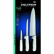 Dexter Russell 20393 Sani-Safe 3-Piece Knife Starter Set