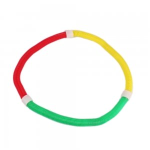 Fashion Soft Steel Spring Fitness Exercise Hula Hoop