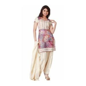 Women's Printed Suits KPS-378|Shree|Purple