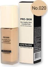 Beauty Buffet GINO McCRAY The Professional Makeup Skin Healthy Glow Foundation 40ml # No.030 Warm Honey lightweight foundation. The cover is very smooth. Protect your skin from the sun Along with maintaining the value of the natural extracts. (Extract Blender compare prices)