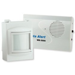 Dakota Alert Wireless PIR Sensor Kit
