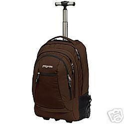 JanSport Driver 9 Wheeled Luggage Bag by Jansport