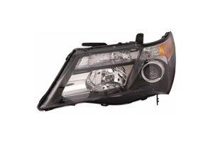 Acura MDX 10-13 Headlight Unit Advance. Elite Model LH USA Driver Side by Depo