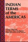 img - for Indian Terms of the Americas by Lotsee Patterson (1994-06-15) book / textbook / text book