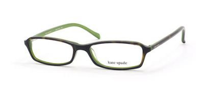 Kate Spade Edie Eyeglasses - 0RC5 Tortoise - 50mm