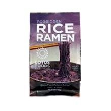 Lotus Foods Organic Forbidden Rice Ramen with Miso Soup, 2.8 Ounce -- 10 per case.