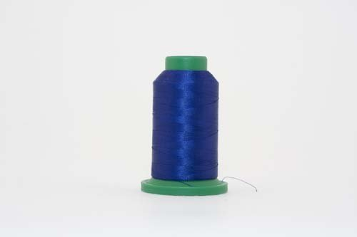 ISACORD 40 Trilobal Polyester Embroidery Thread 40 wt. 1000M Blue Colors (Machine Embroidery Thread 1000m compare prices)