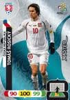 EURO 2012 Adrenalyn XL Master Card - Tomas Rosicky