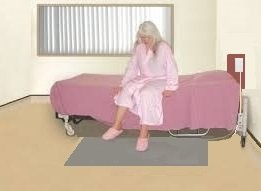 Floor Mat with Alarm with Sensor Alert
