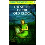 The Secret of the Old Clock by Keene,Carolyn  [1930] Hardcover
