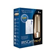 IRISCard Pro 4 Business Card Scanner for PC & MAC