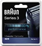 Braun Series 3 Replacement Head 32B 1 Count (Pack of 3)