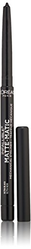L'Oreal Paris Cosmetics Infallible Matte-Matic Liner, Black, 0.01 Fluid Ounce