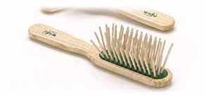Widu Rectangular With Extra Long Bamboo (Rectangular Hair Brush compare prices)