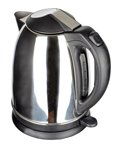 Blue Diamond Low Wattage Stainless Steel Electric Kettle