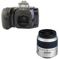 Review Minolta Maxxum 300si 35mm SLR Film Camera Body - Bundle - with Konica Minolta AF 35-80 F4-5.6...