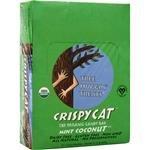Crispy Cat Bar Mint Coconut 12 bars