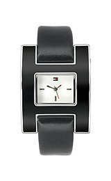 Tommy Hilfiger H-shape White Dial Women's watch #1781097